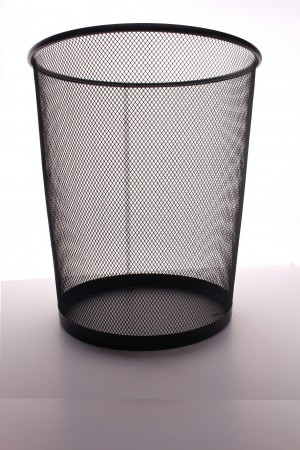 سـلة مهملات معدن مــاك Waste Basket